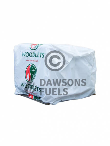 480kg of Woodlets Wood Pellets