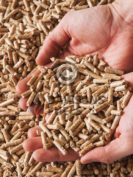Buy pallet of akz premium wood pellets biomass