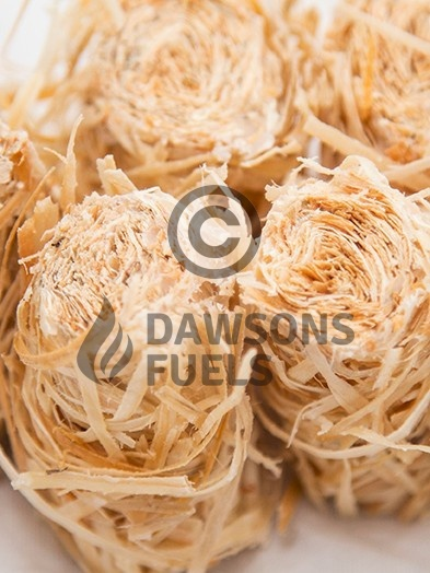 150 Dawsons Fuels Wood Wool Firelighters