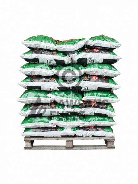40 x 25kg Pre-packed Premium Colombian Housecoal Doubles