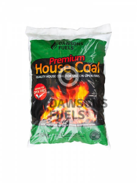 40 x 25kg Pre-packed Premium Colombian Housecoal Trebles