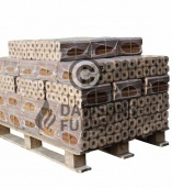 1/2 a Pallet of Pini-Kay Heat Logs