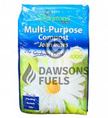 50 x 60 litre bags of Durstons Multi-Purpose Compost with John Innes