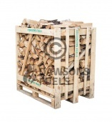 Medium sized crate of Kiln Dried Birch